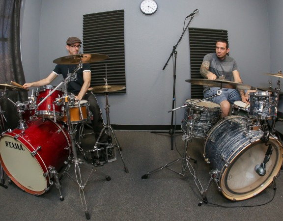 David Oromaner Drum Lessons