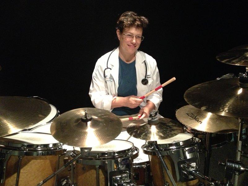 San Diego Drum Student