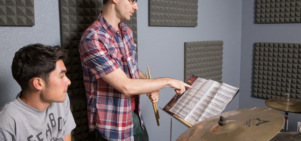 Reading a drum chart
