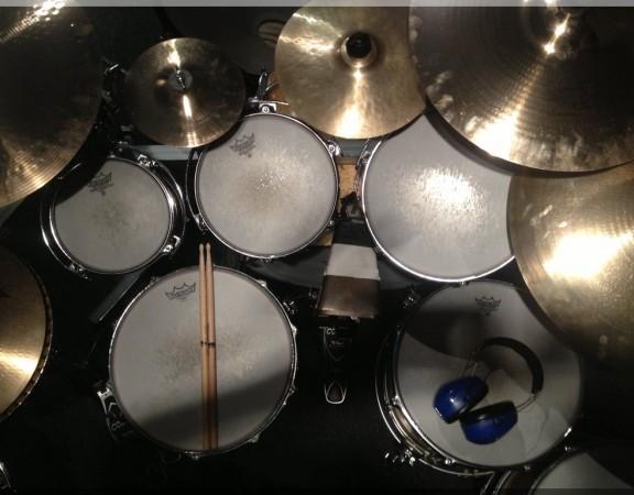 Brady Drum Kit